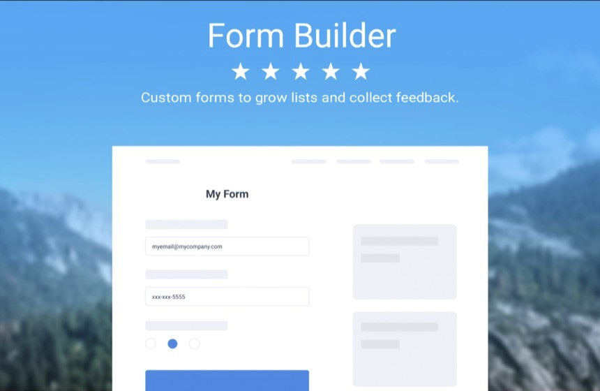 Create unlimited forms for all your needs with POWR Source:  POWR