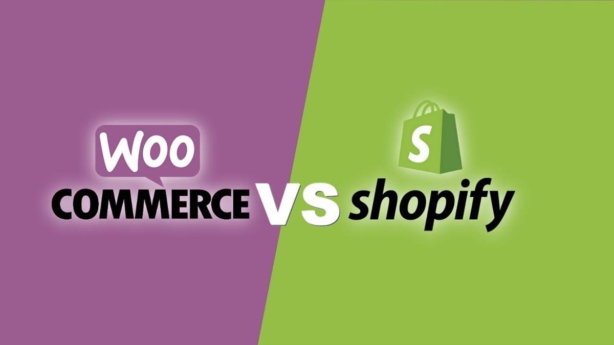 WooComerce v.s Shopify