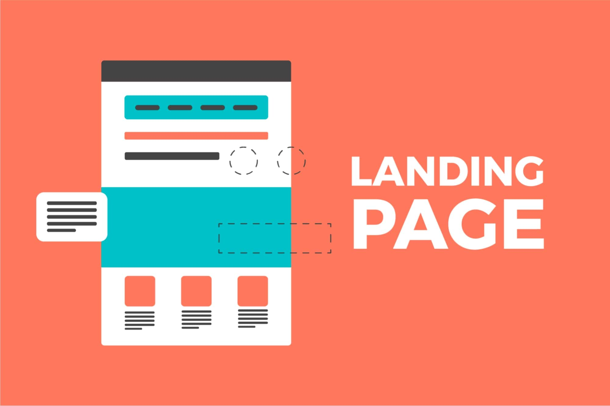 Create a Matching Landing Page