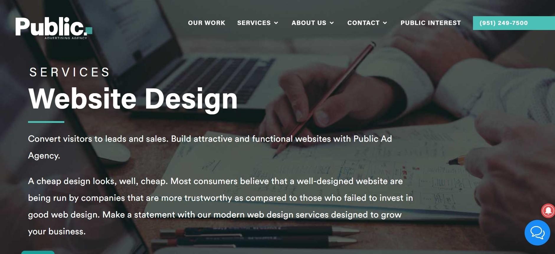Public Advertising Agency, Inc.
