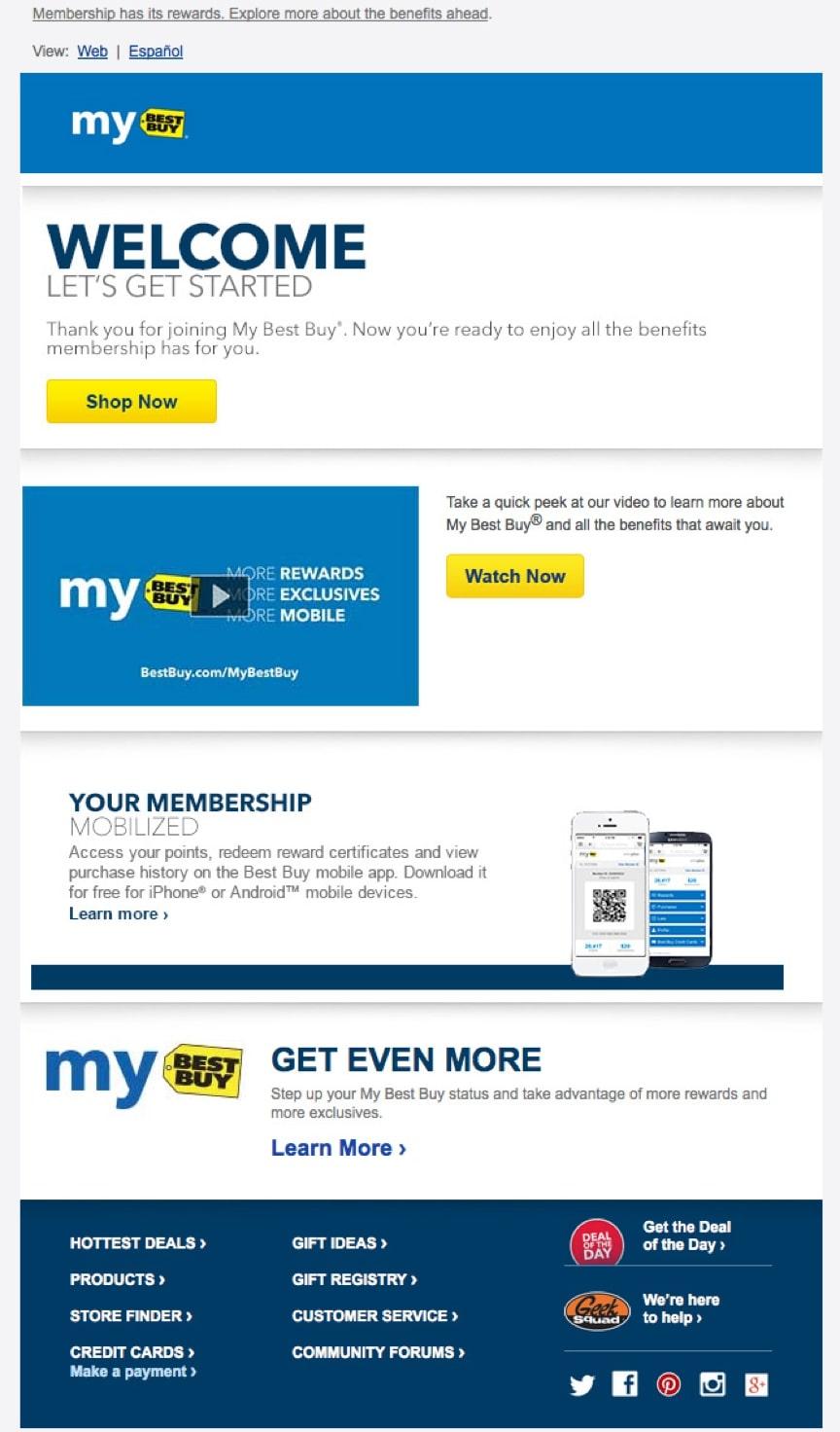 Email Address Confirmation/Registration Emails