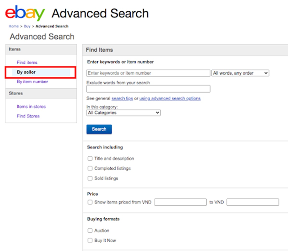 3 Easy Ways To Find A Seller On Ebay You Should Try Now Avada Commerce