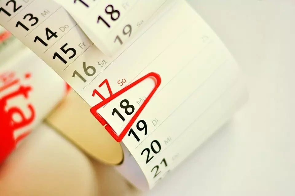 The purposes of having an email marketing calendar