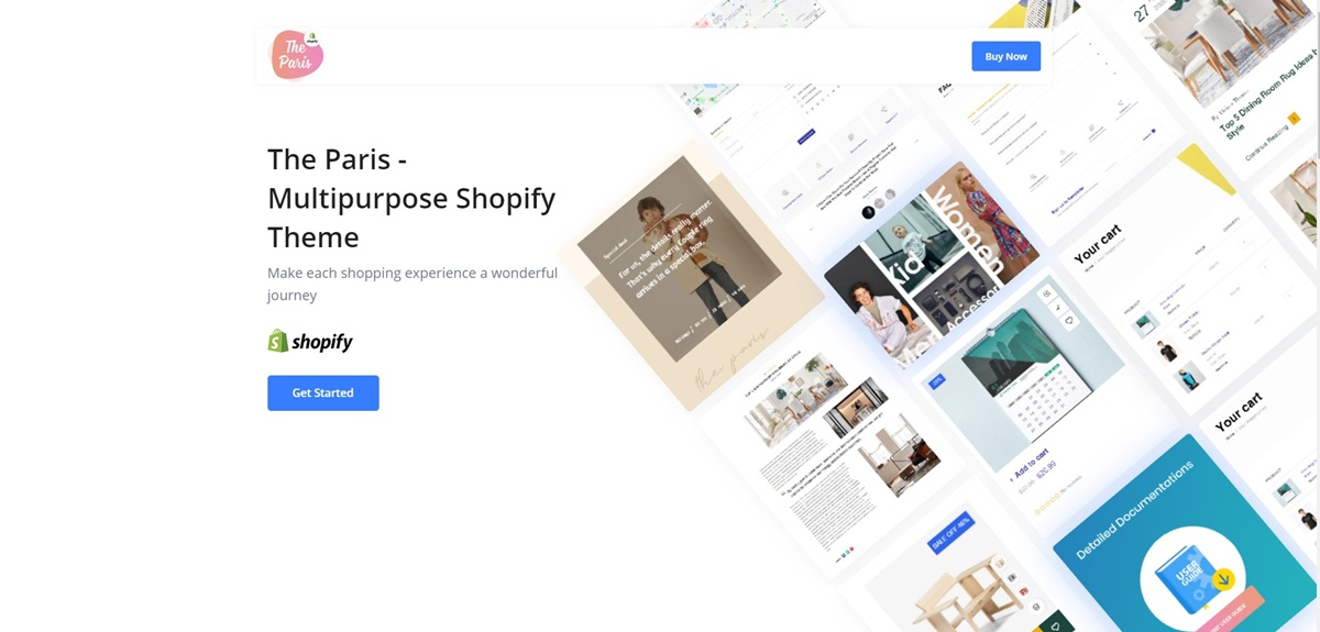 Shopify Boutique Themes