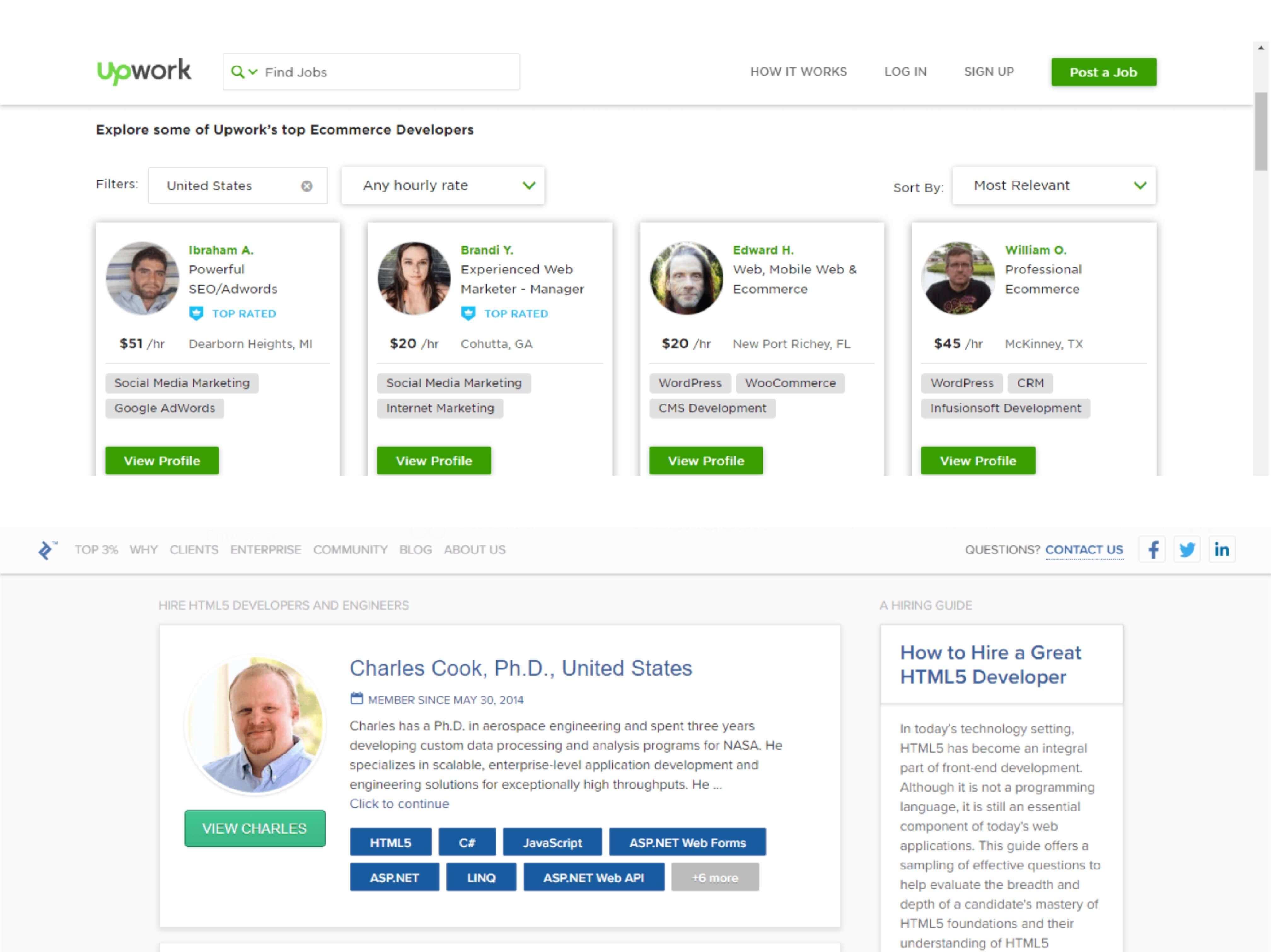 find a BigCommerce developer or expert
