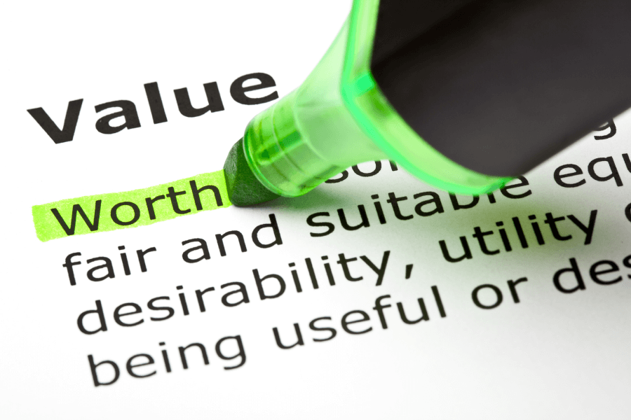 Provide value and avoid price war
