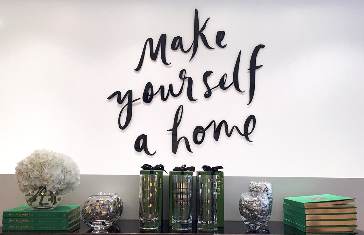 Make Yourself a Home series