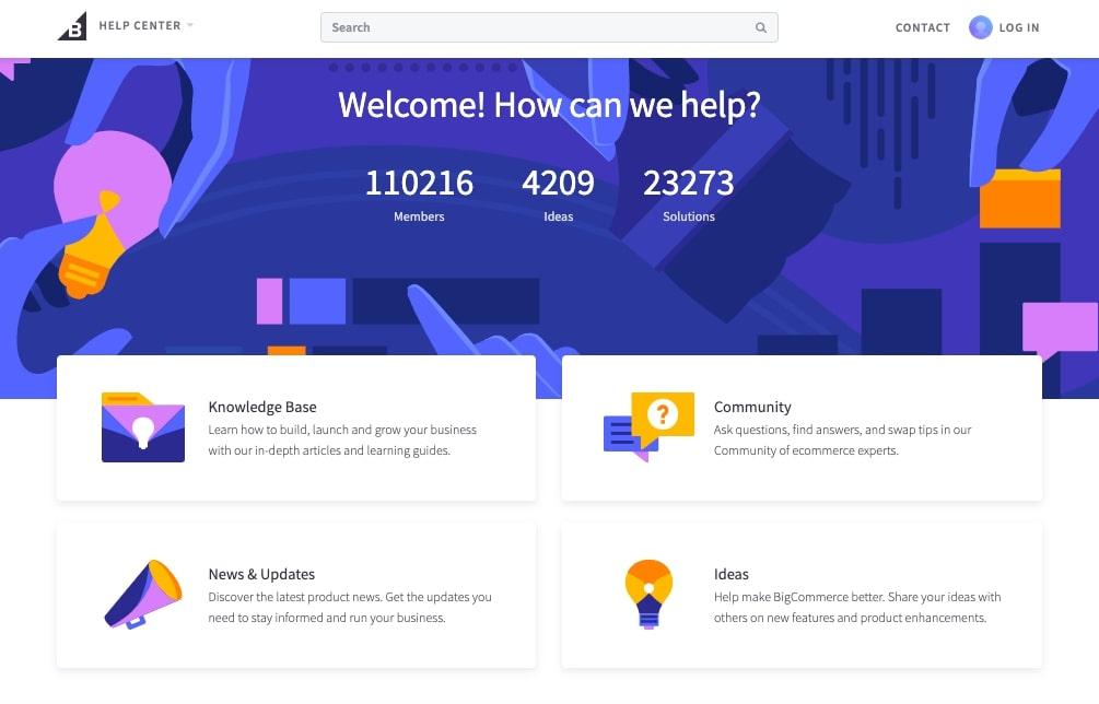 BigCommerce Help Center