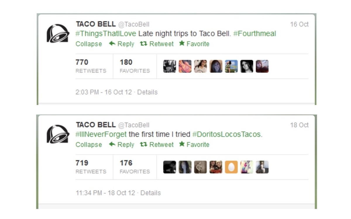 Taco Bell on Twitter