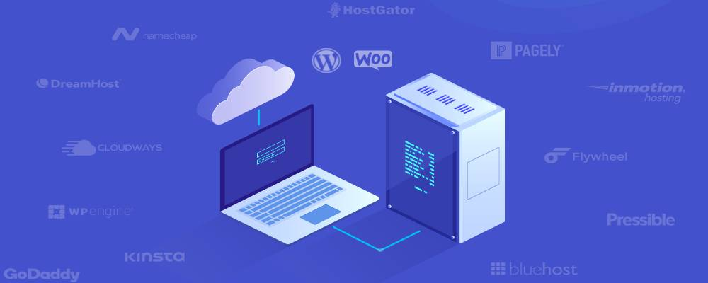 Some popular WooCommerce hostings