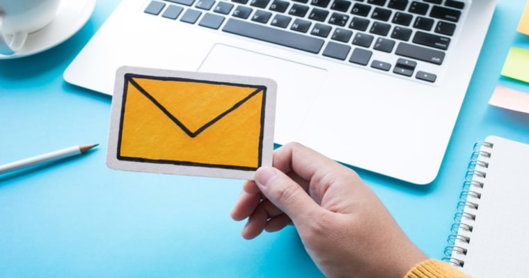 What is an email lead?