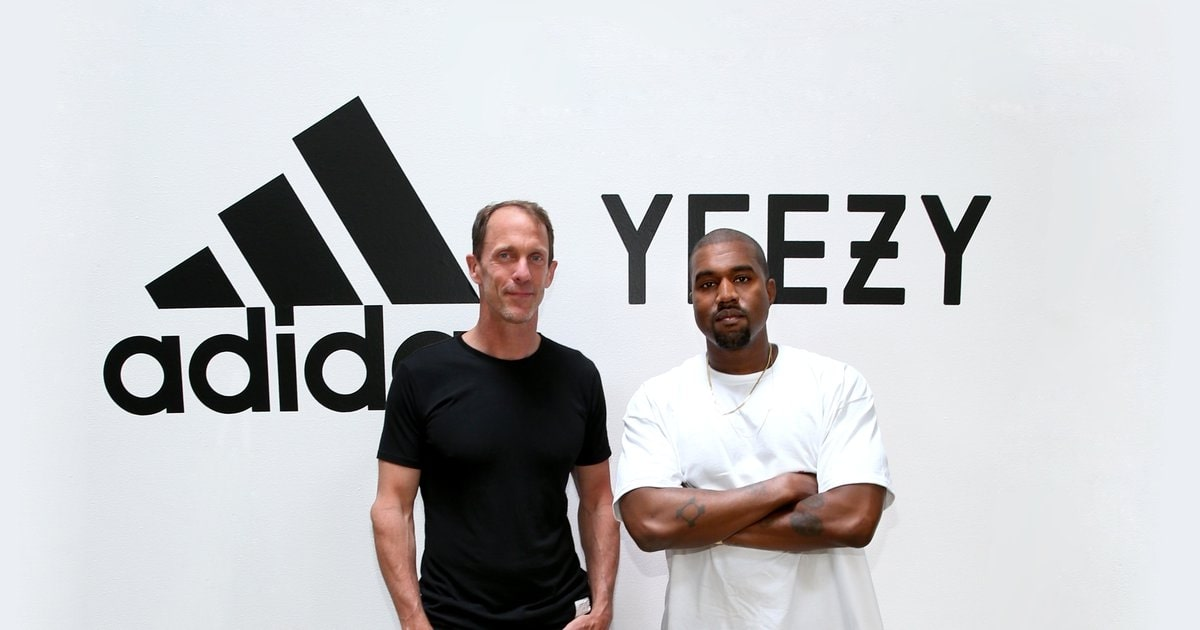 """Kanye and Adidas's """"Yeezy"""""""