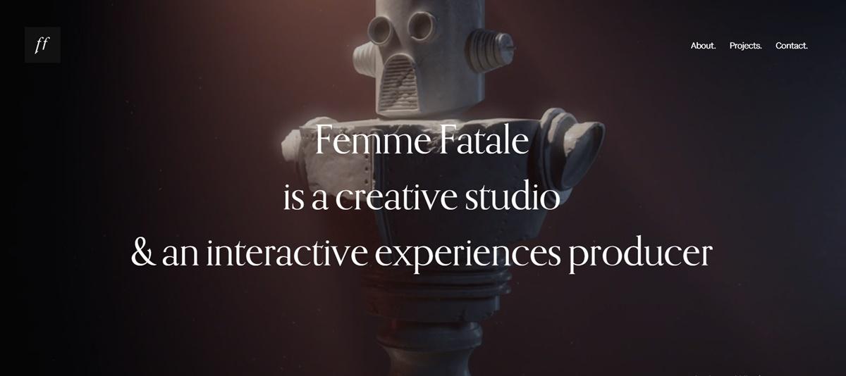 Femme Fatale Paris