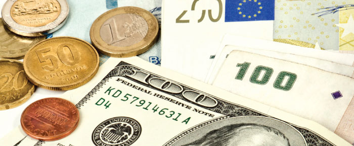 Currency transaction