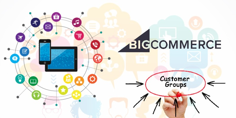 What are BigCommerce customer groups?