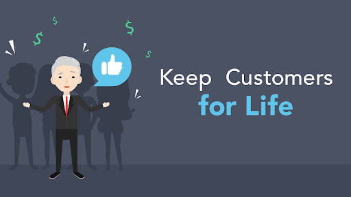 Create Customers For Life
