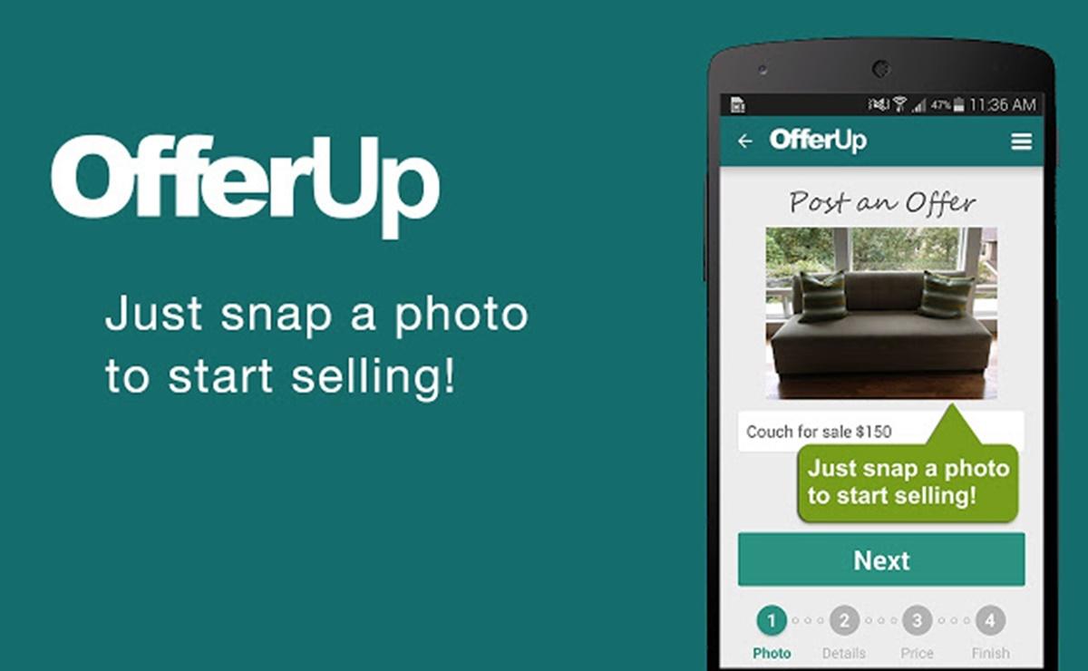 OfferUp mobile app