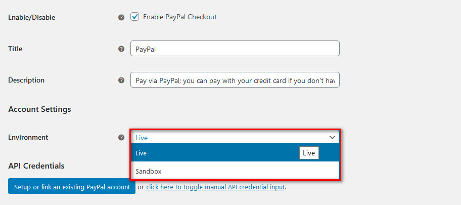 Integrate Paypal Checkout API