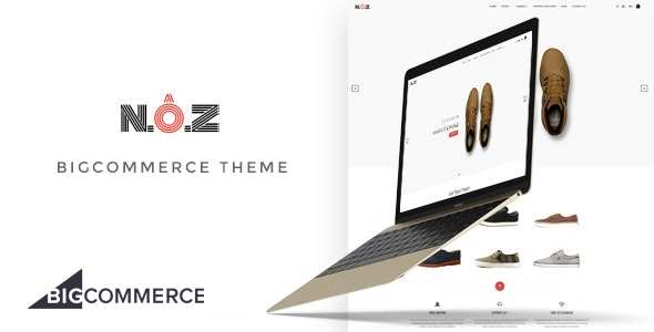 AP Shoes World BigCommerce Theme preview Source: Themeforest