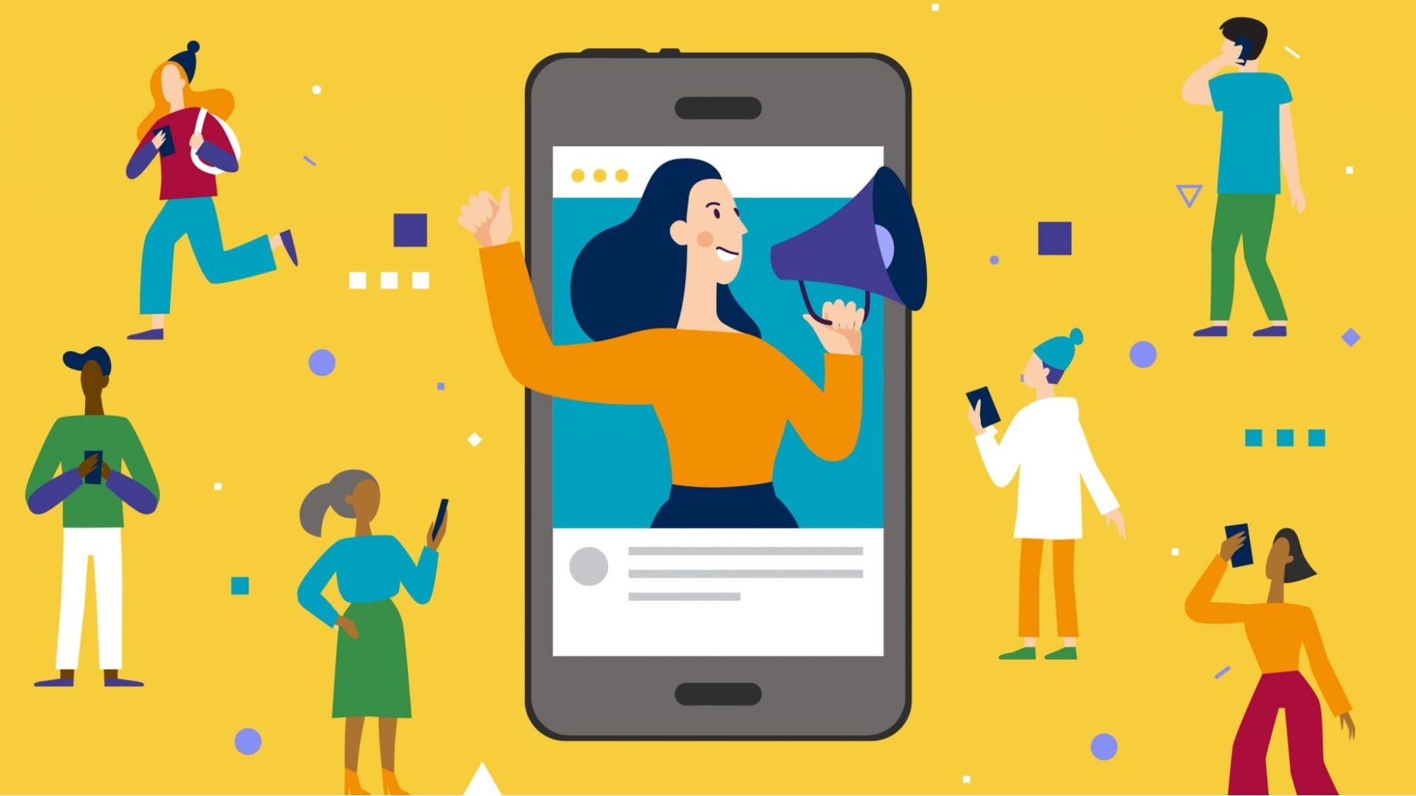 Encourage user-generated content