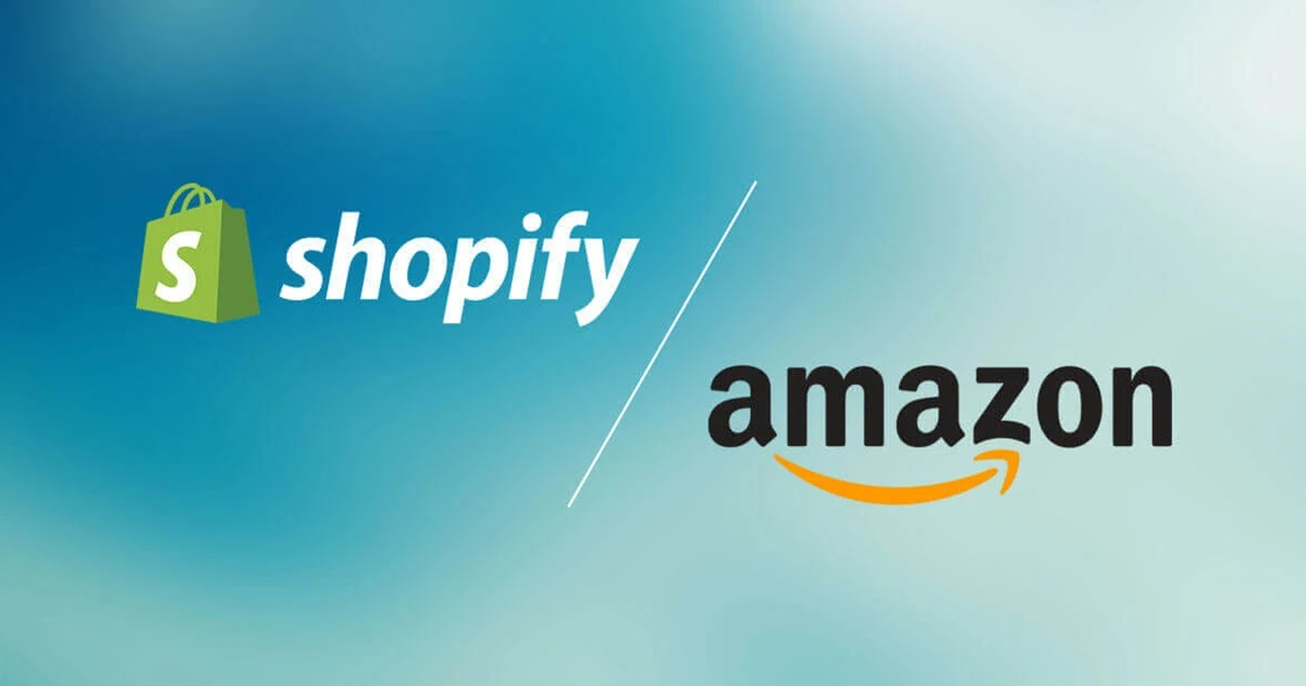 Shopify vs Amazon - Where Should You Sell Online?