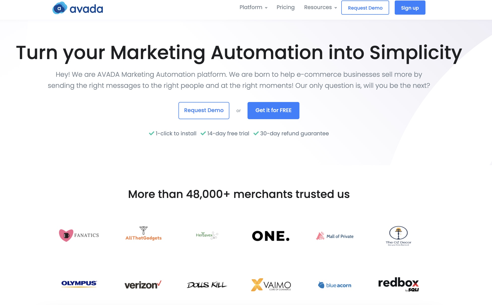 Use AVADA Marketing Automation To Keep Track of And Improve Your Email Conversion Rate