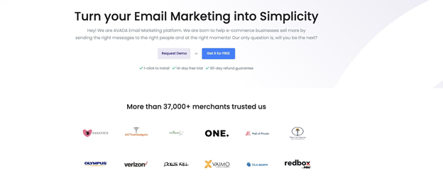 Turn your Email Marketing into Simplicity with AVADA