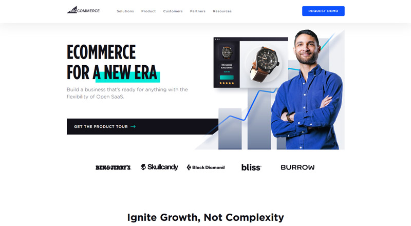 What is BigCommerce?