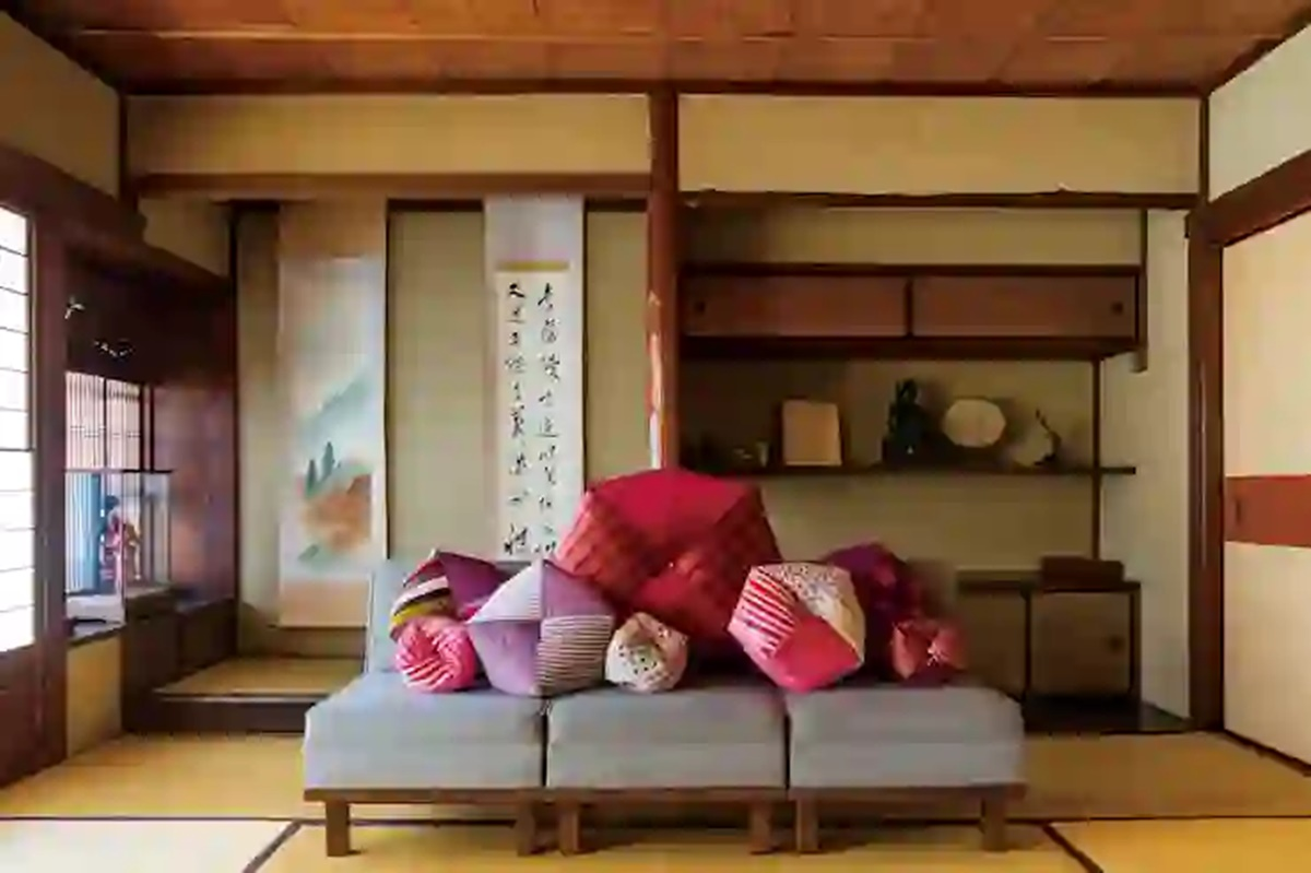 How Japanese keep their house clean