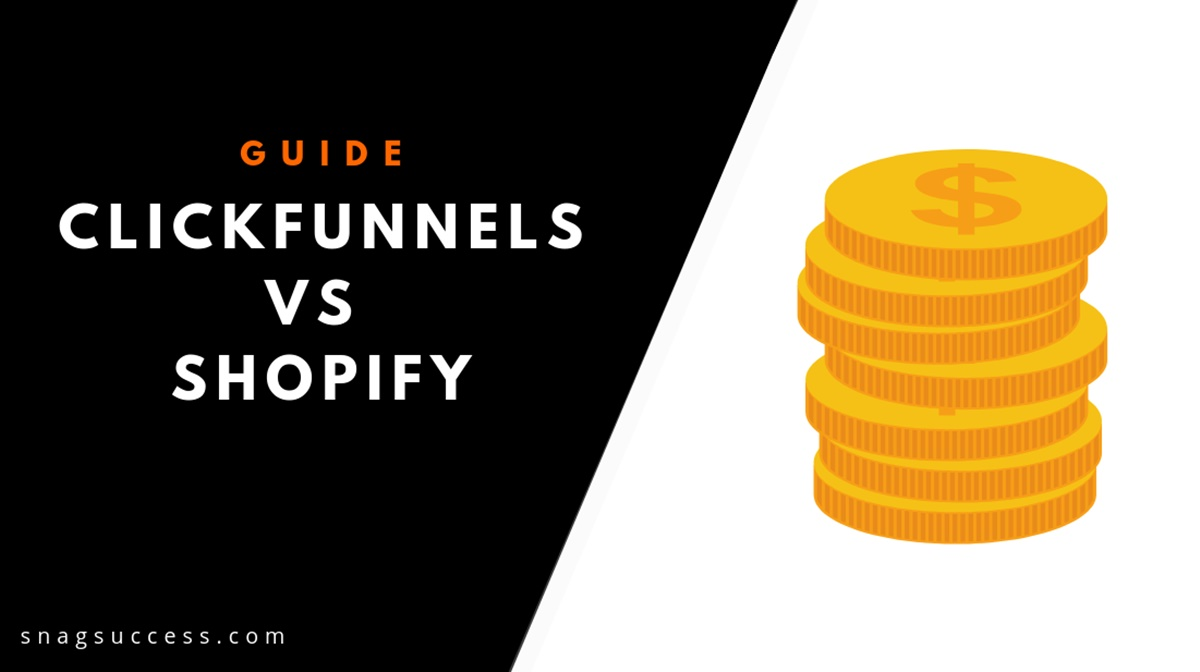 Clickfunnels vs Shopify: Which One Will Help You Succeed In eCommerce?