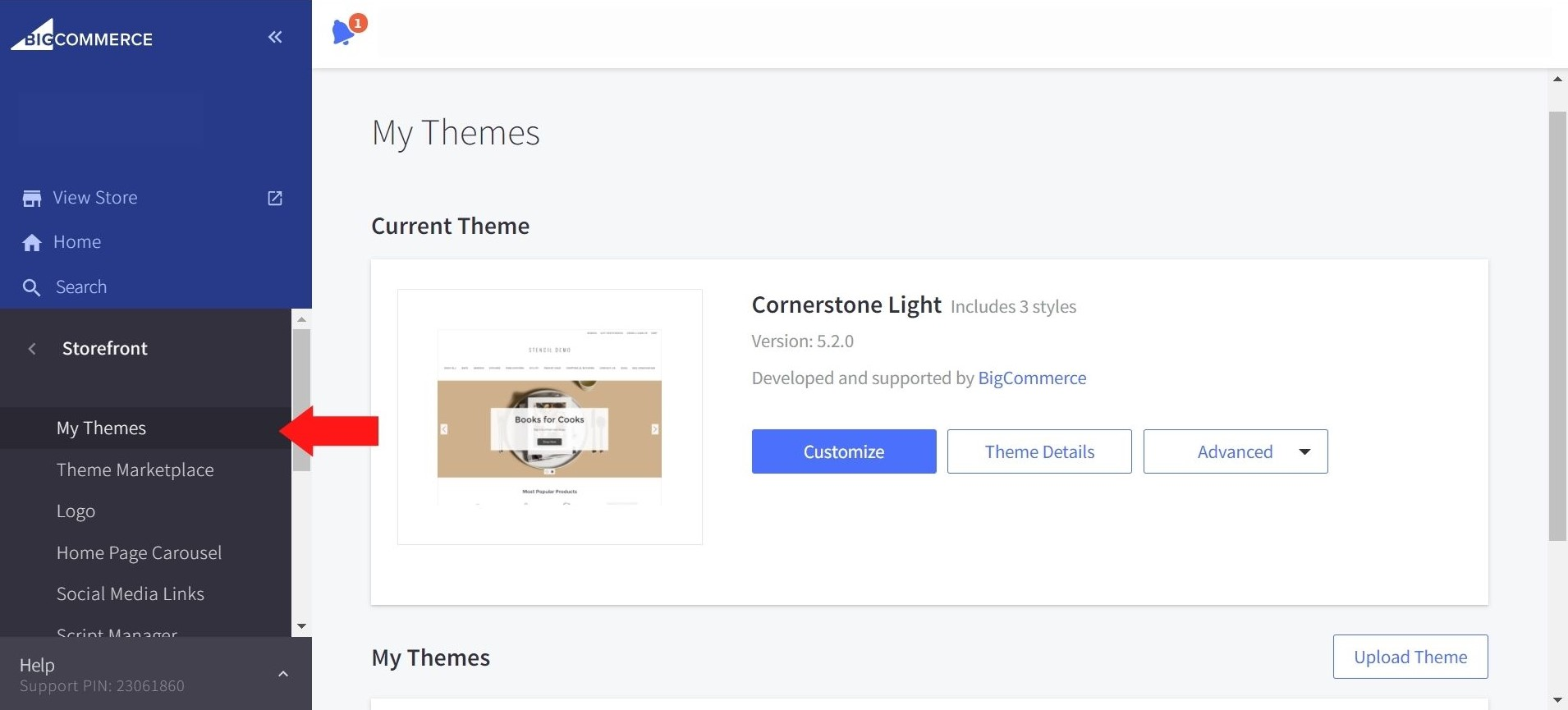 BigCommerce Page Builder