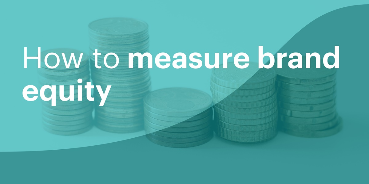 How to measure brand equity?