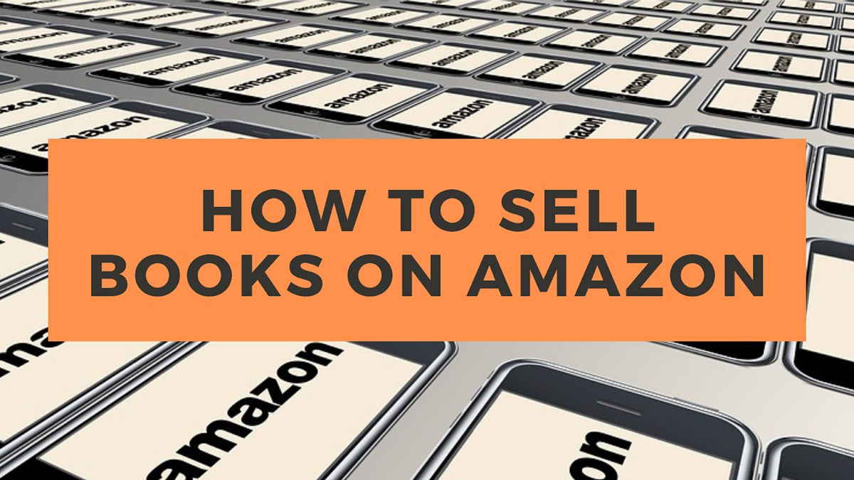 How to Sell Books on Amazon?