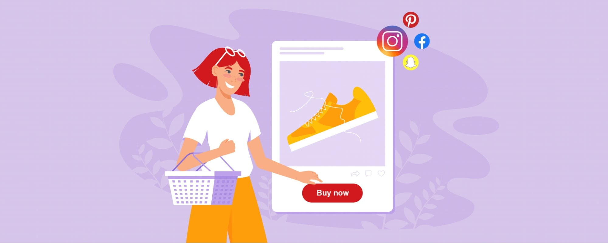 Use your social media platforms to sell online