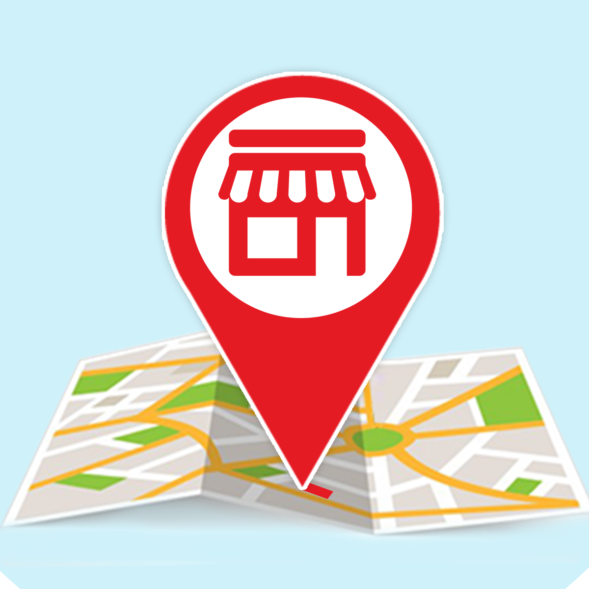 Shopify Google Maps app by Secomapp