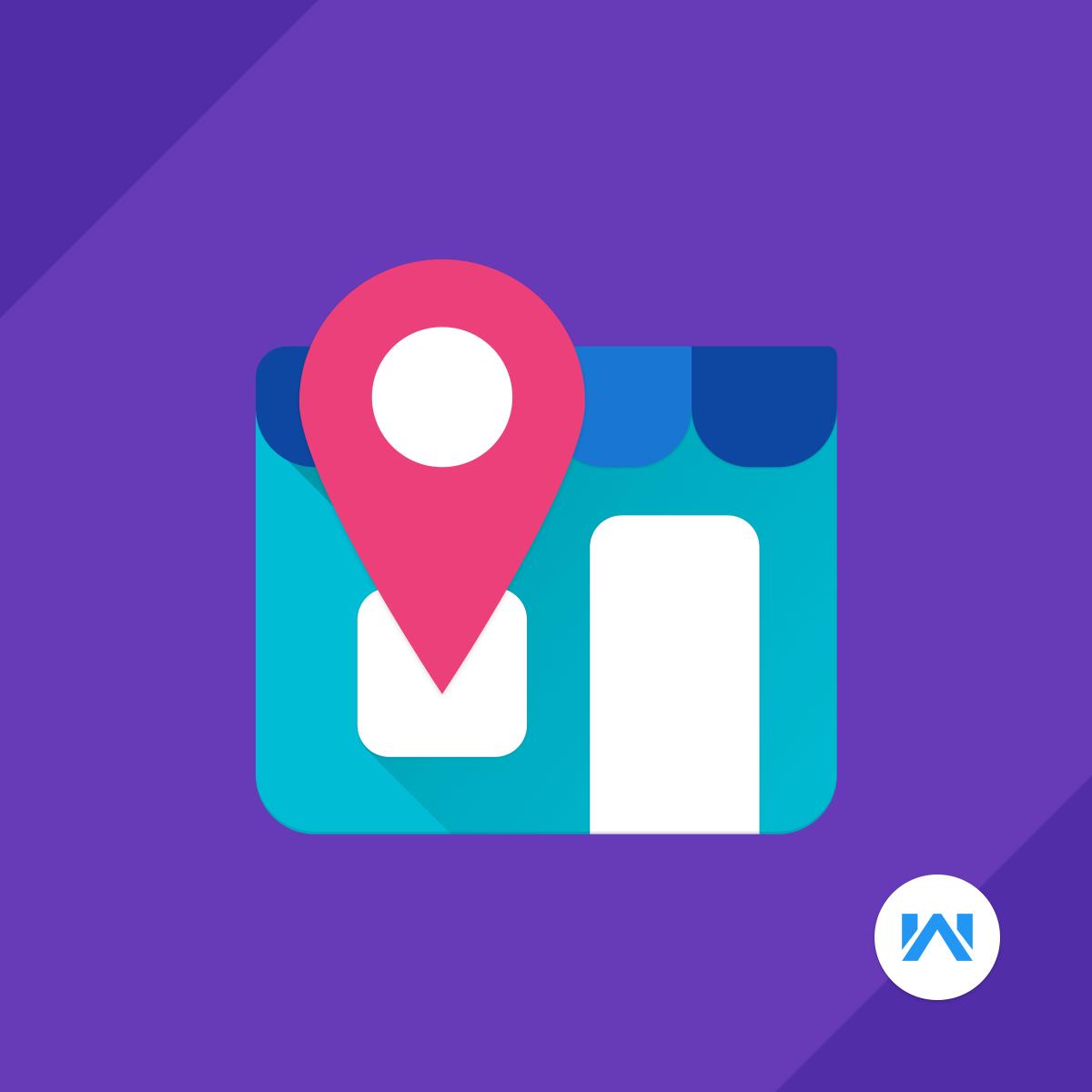 Shopify Google Maps app by Webkul software pvt ltd