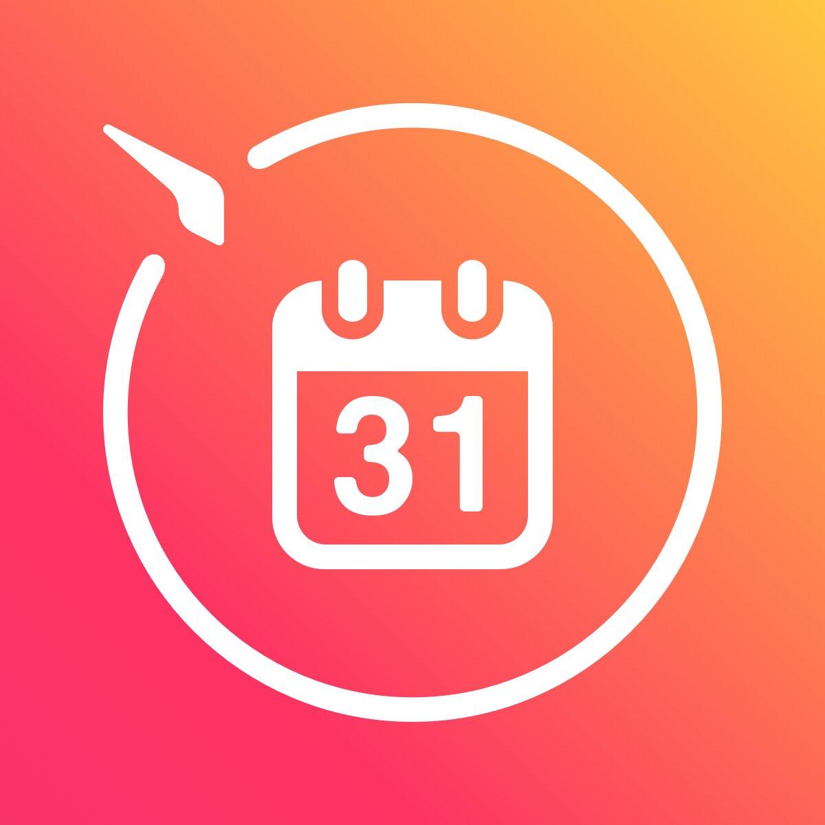 Shopify Events Calendar app by Elfsight