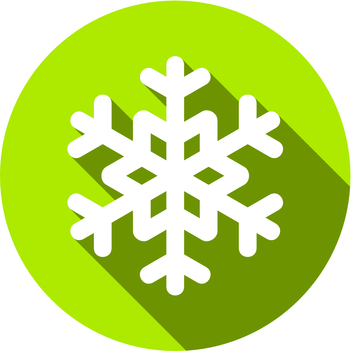 Shopify Snow Effects app by Secretbakery.io