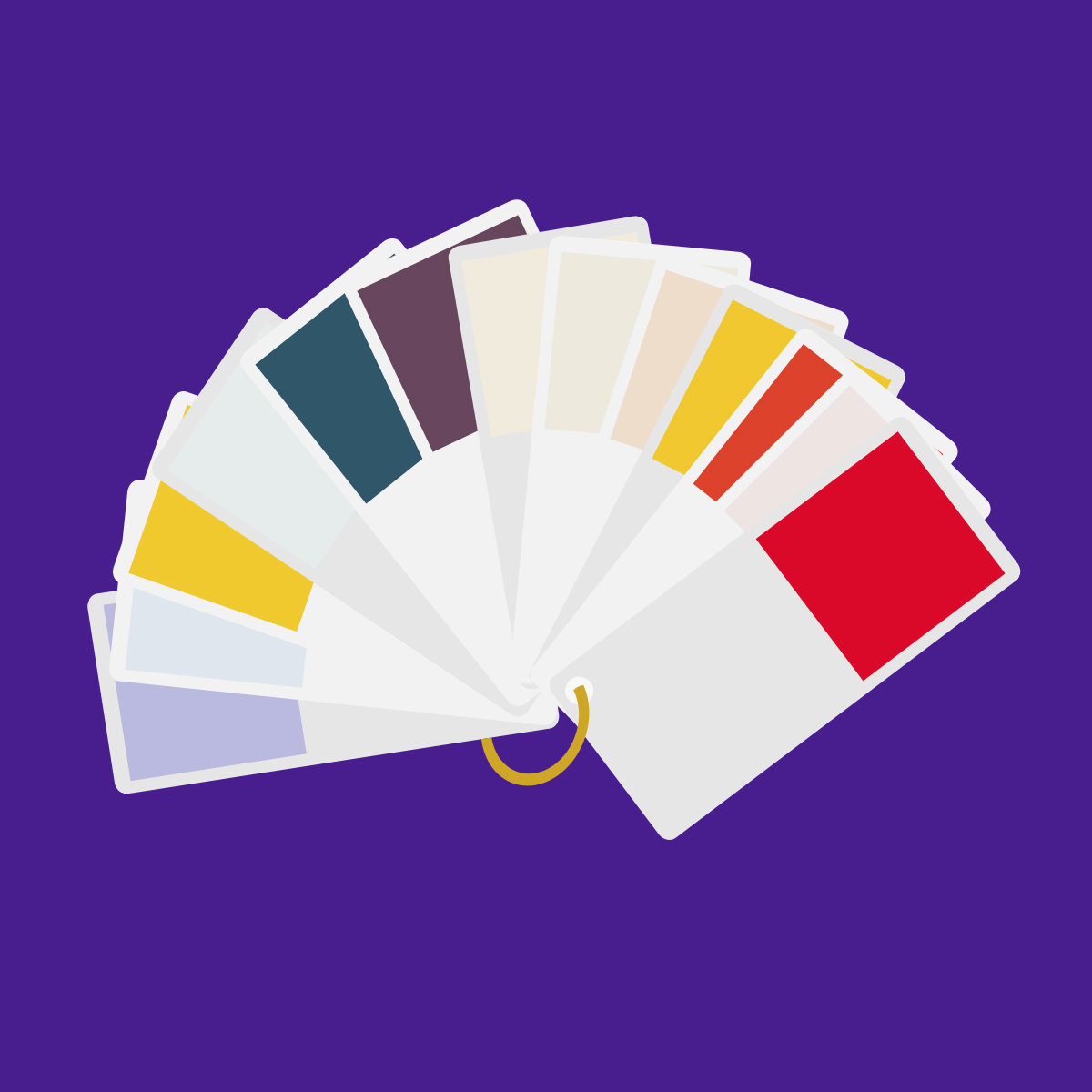 Shopify Color swatches app by Kommercio