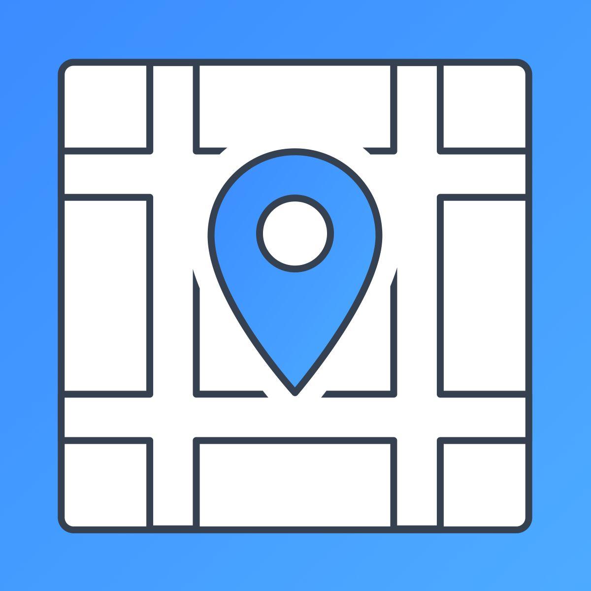 Shopify Google Maps app by Powr.io