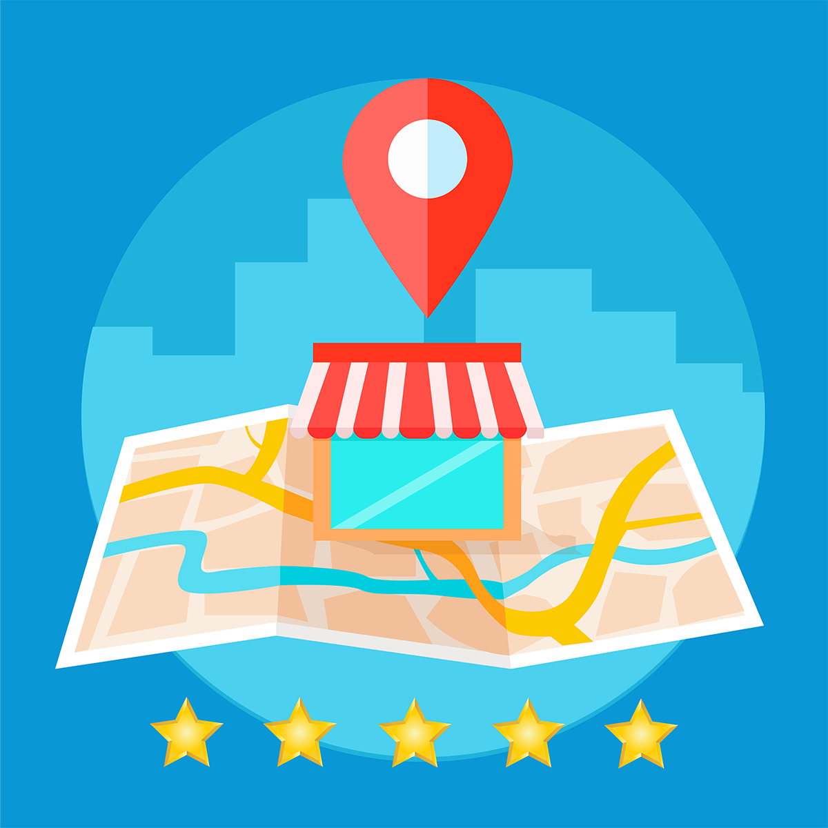 Shopify Google Maps Apps by Omega