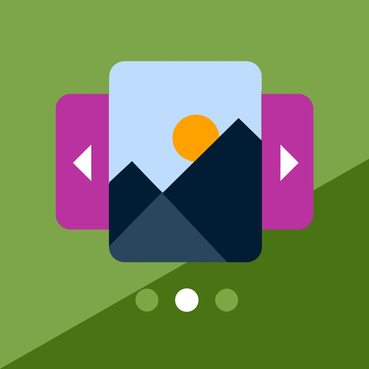 Shopify Image Slider app by Zestard technologies pvt ltd