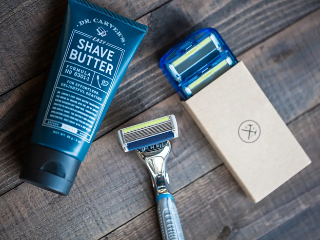 Take a look at Dollar Shave Club and their promotions
