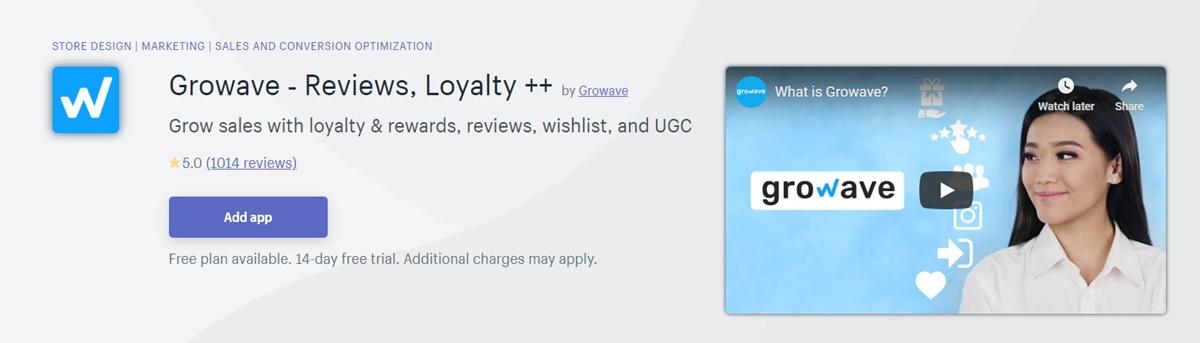 Growave - All-in-one marketing app