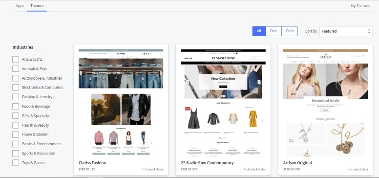 The best BigCommerce jewelry themes