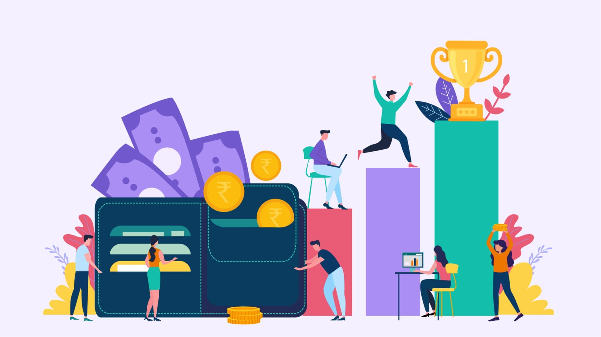 Keep your partners motivated with rewards