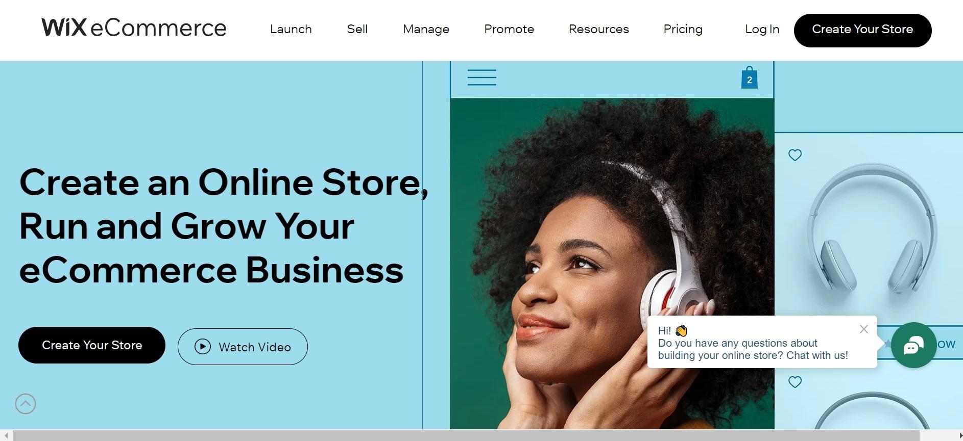 Wix eCommerce