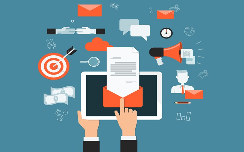 What is an email marketing list