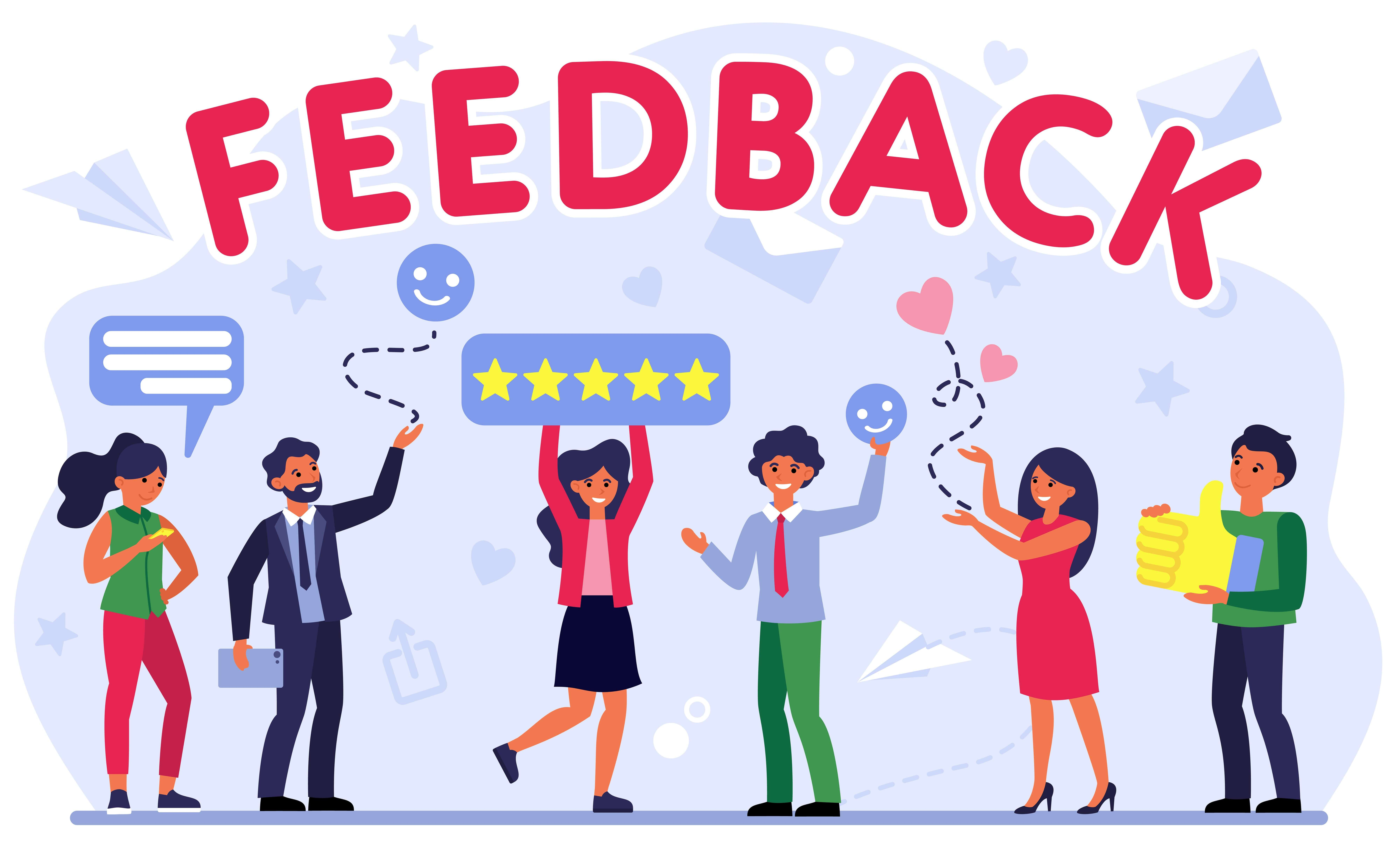 Receiving Good Feedback is Conducive to Your Brand