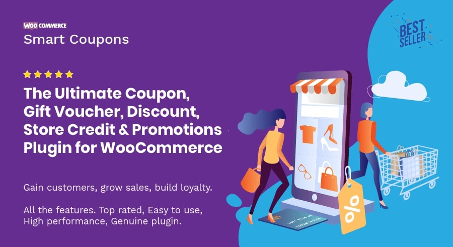 An introduction to WooCommerce Smart Coupons